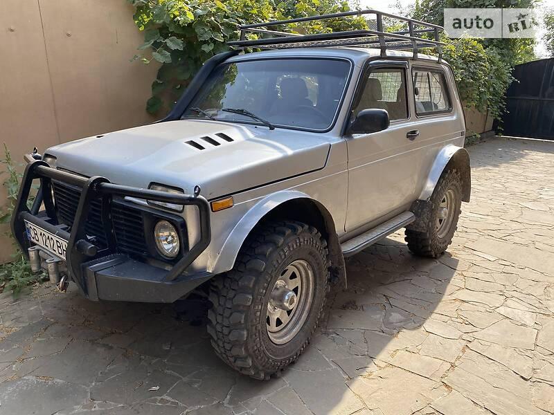ВАЗ 2121 1981 в Чернигове