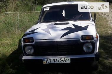 ВАЗ 2121 1980 в Коломые