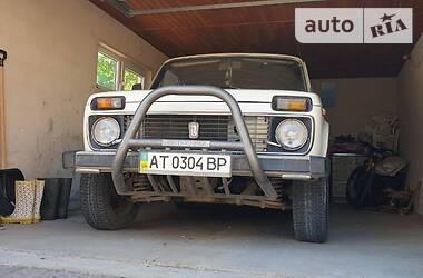 ВАЗ 2121 1982 в Ивано-Франковске