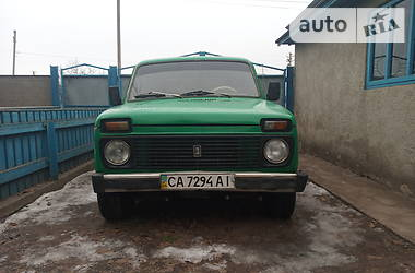 ВАЗ 2121 1981 в Чернобае
