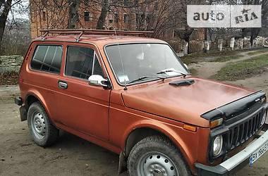 ВАЗ 2121 1981 в Дунаевцах