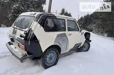 ВАЗ 2121 1992 в Новояворівську