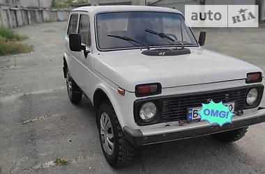 Внедорожник / Кроссовер ВАЗ 2121 1988 в Кременчуге