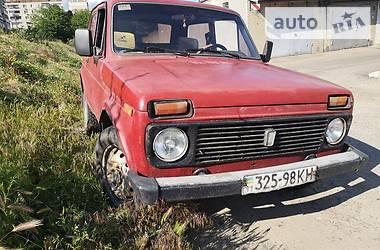 Внедорожник / Кроссовер ВАЗ 2121 1989 в Киеве