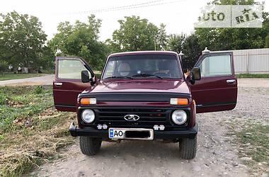 Внедорожник / Кроссовер ВАЗ 2121 2005 в Тячеве