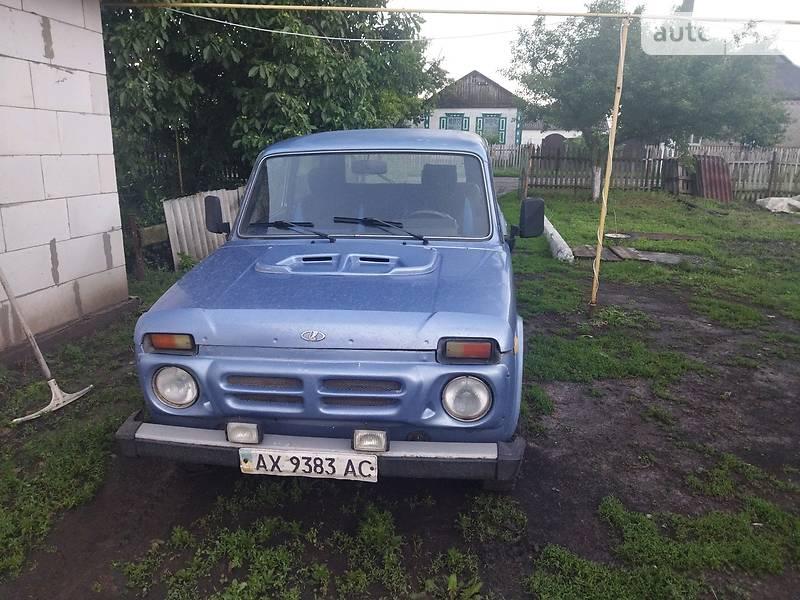 Позашляховик / Кросовер ВАЗ 2121 1983 в Сахновщині