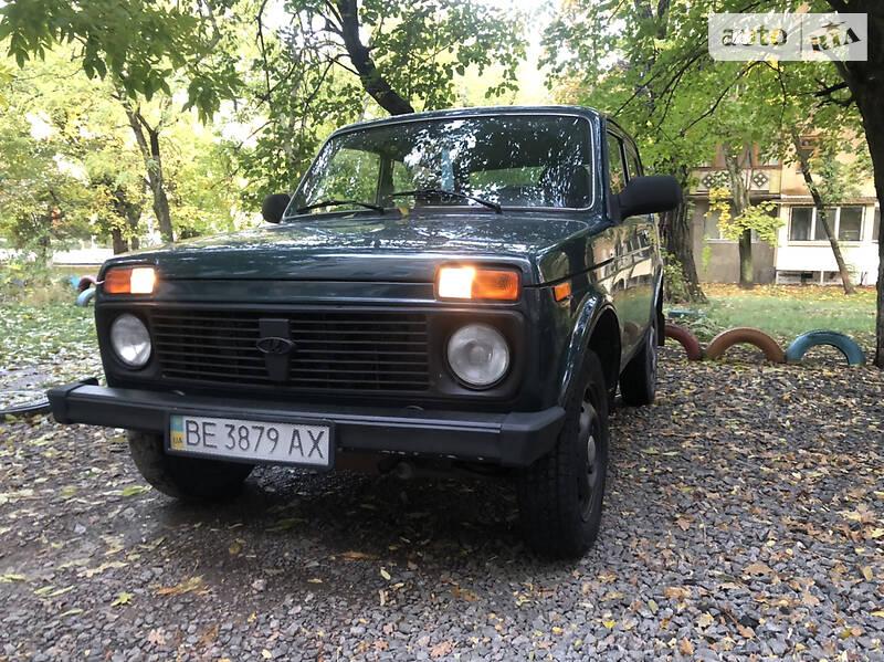 Внедорожник / Кроссовер ВАЗ 2121 2010 в Николаеве