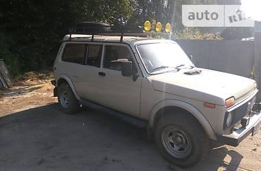 ВАЗ 2131 1995 в Чернигове
