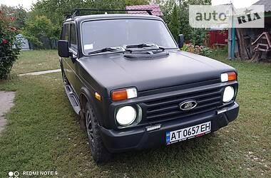 ВАЗ 2131 2002 в Тлумаче