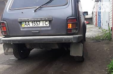 Внедорожник / Кроссовер ВАЗ 2131 2000 в Чернигове
