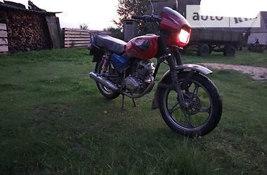 Viper 125 2008 в Любешове