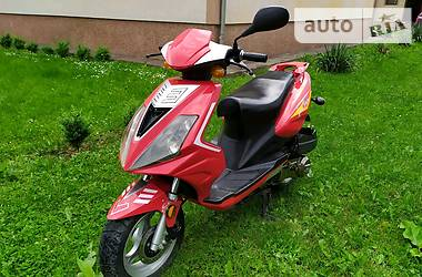 Скутер / Мотороллер Viper 125 2015 в Ивано-Франковске