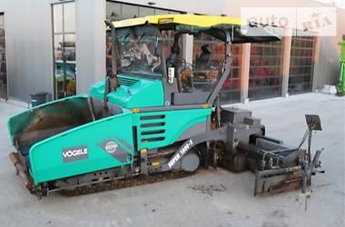 Vogele Super 1800-2 ErgoPlus 2012