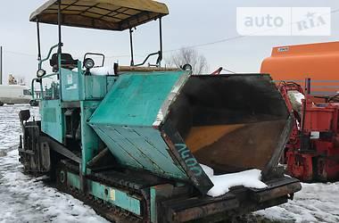 Vogele Super 2000 в Калуше