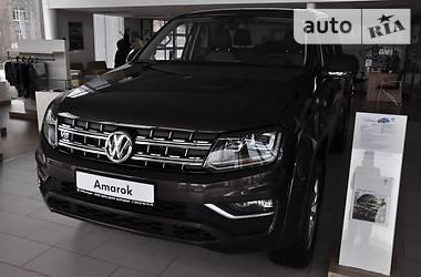 Volkswagen Amarok Volkano 2018