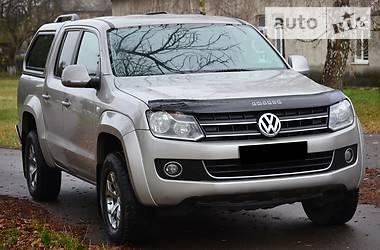 Volkswagen Amarok 2012 в Луцке