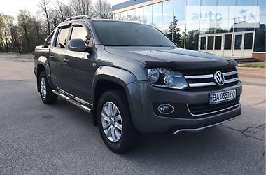 Volkswagen Amarok 2014 в Кропивницькому
