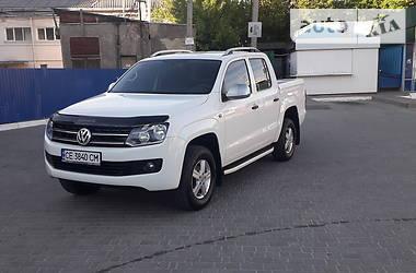 Volkswagen Amarok 2011 в Черновцах