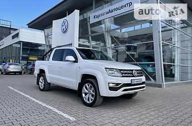Volkswagen Amarok 2015 в Черновцах