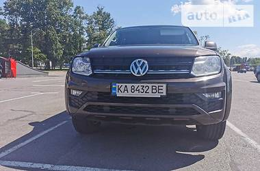 Пікап Volkswagen Amarok 2017 в Києві
