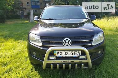 Пікап Volkswagen Amarok 2012 в Харкові