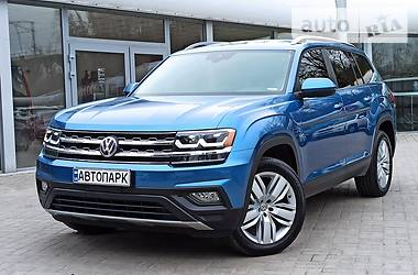 Volkswagen Atlas 2019 в Дніпрі