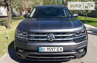 Внедорожник / Кроссовер Volkswagen Atlas 2018 в Лубнах