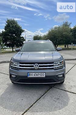 Внедорожник / Кроссовер Volkswagen Atlas 2017 в Нетешине
