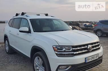 Внедорожник / Кроссовер Volkswagen Atlas 2017 в Одессе
