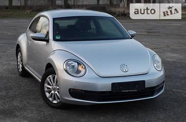 Volkswagen Beetle 2014 в Львове