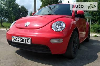 Volkswagen Beetle 1999 в Львове