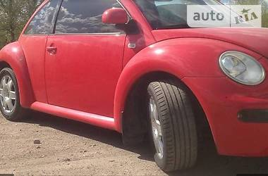 Volkswagen Beetle 2001 в Тернополе