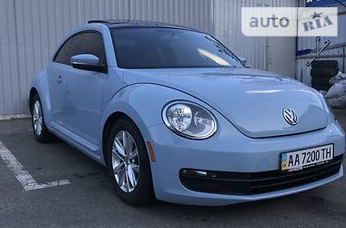 Volkswagen Beetle 2012 в Киеве