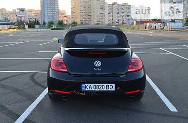 Кабріолет Volkswagen Beetle 2013 в Києві