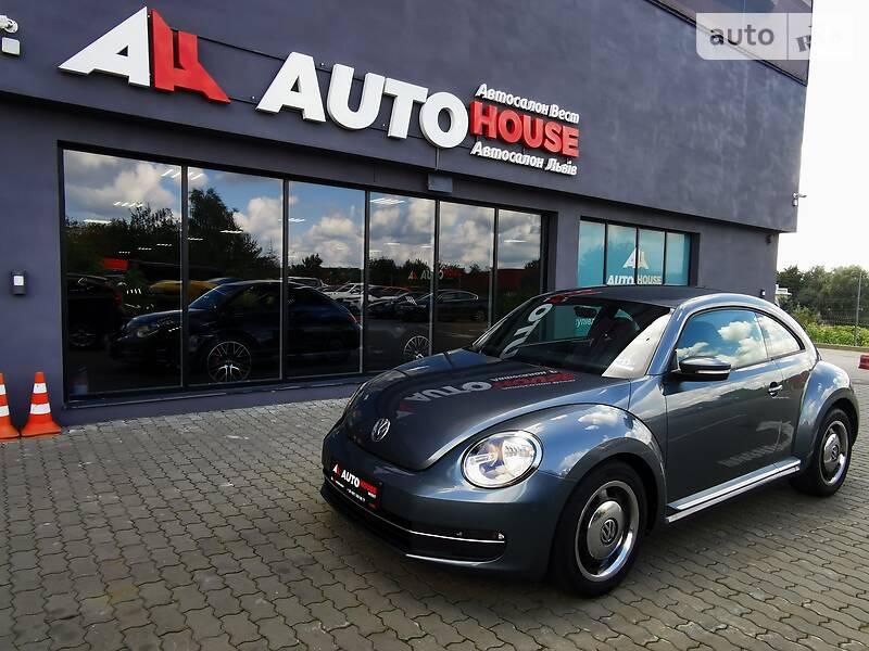 Купе Volkswagen Beetle 2011 в Львове