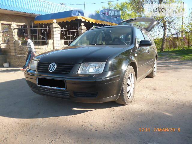 Volkswagen Bora 2000 в Волчанске