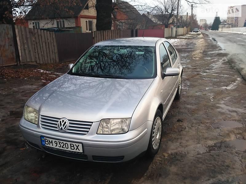 Volkswagen Bora 2002 в Ахтырке
