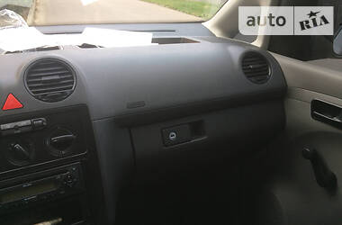 Volkswagen Caddy груз-пас 2006 в Рахове