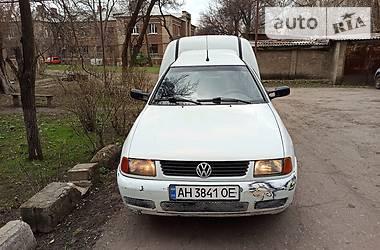 Volkswagen Caddy груз-пас 1999 в Краматорске