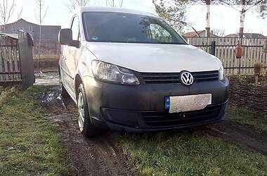 Volkswagen Caddy груз. 2012