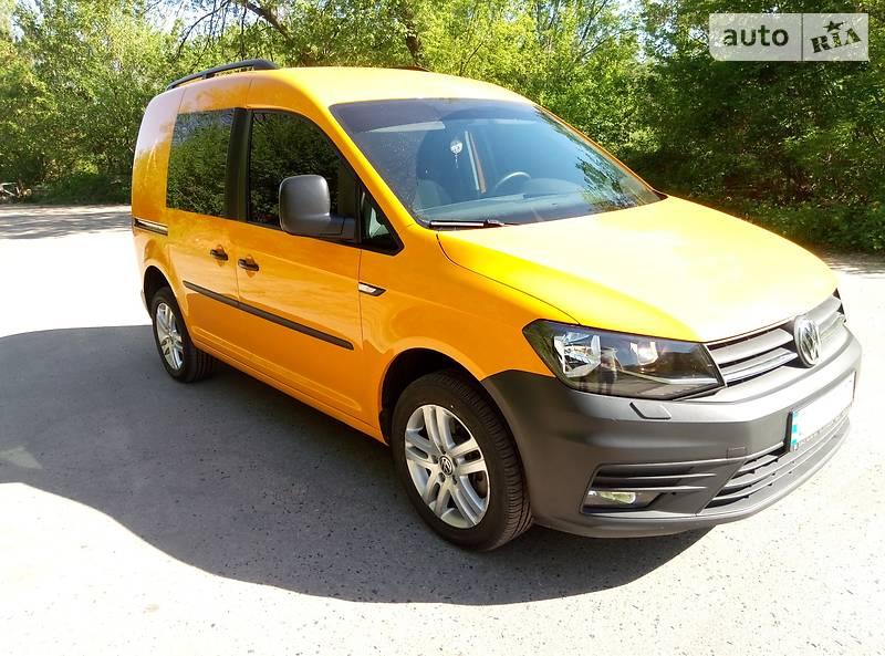 Volkswagen Caddy груз. 2015 в Полтаве