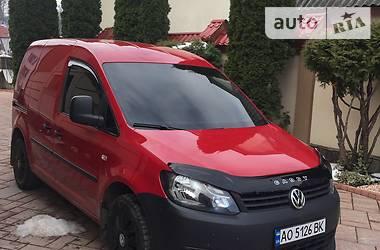 Volkswagen Caddy груз. 2012 в Ужгороде