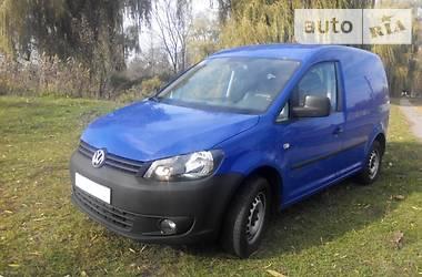 Volkswagen Caddy груз. 2014 в Киеве