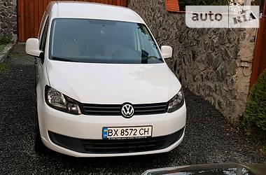 Volkswagen Caddy груз. 2013 в Хмельницком