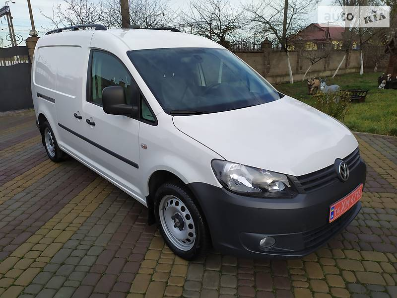 Volkswagen Caddy груз. 2015 в Дубно