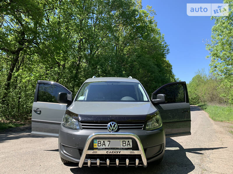 Volkswagen Caddy груз. 2012 в Кропивницком