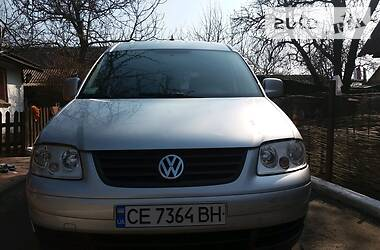 Volkswagen Caddy груз. 2010 в Чигирине