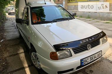 Volkswagen Caddy груз. 1996 в Львові
