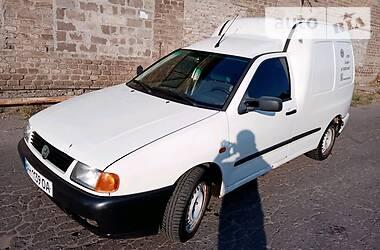 Volkswagen Caddy груз. 2002 в Краматорске