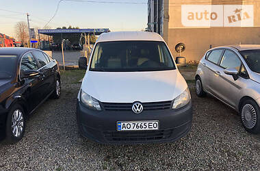 Volkswagen Caddy груз. 2011 в Тячеве